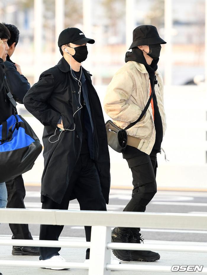 Chen và Baekhyun.