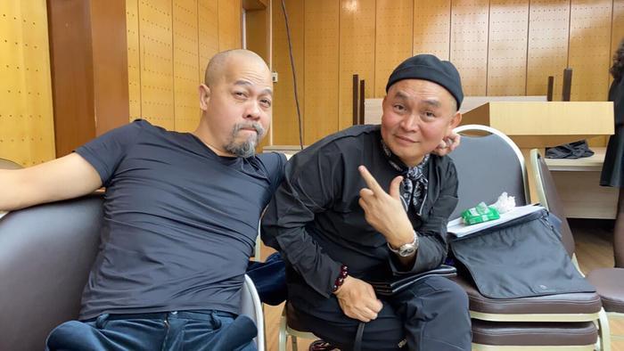 Quang Thắng  Tự Long  Vân Dung tụ họp tập luyện: Fan chờ đợi Táo Quân phiên bản mới ảnh 4