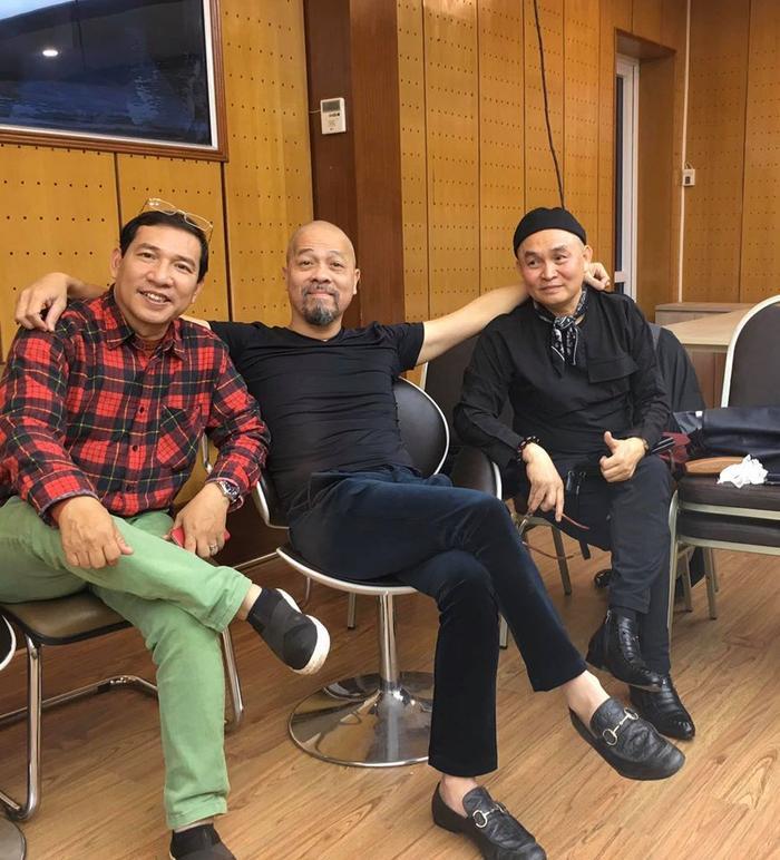 Quang Thắng  Tự Long  Vân Dung tụ họp tập luyện: Fan chờ đợi Táo Quân phiên bản mới ảnh 5