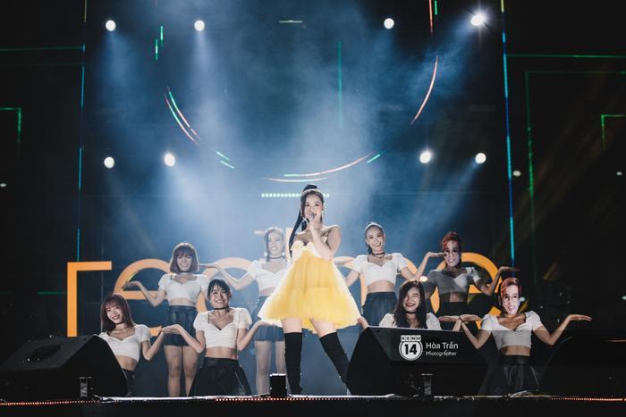 Amee sẽ quay trở lại sân khấu Realme một lần nữa tại Hà Nội.