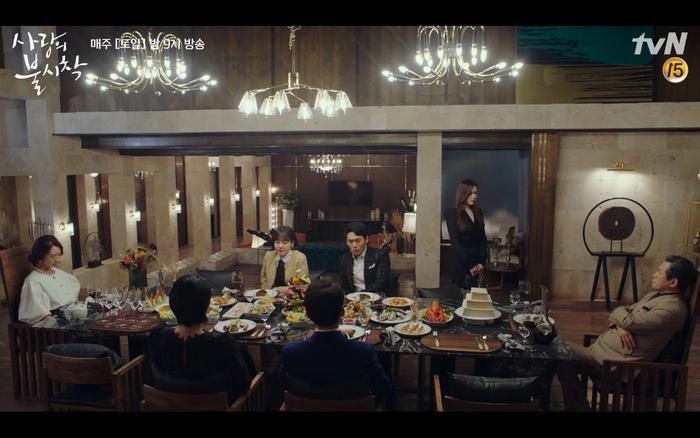 Yoon Se Ri được cha trao quyền thừa kế tập đoàn.