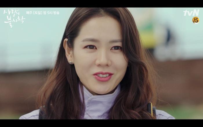 Hạ cánh nơi anh tập 1: Son Ye Jin bất ngờ tỏ tình với Hyun Bin khi đang khổ sở chạy trốn khỏi sự truy sát ảnh 5