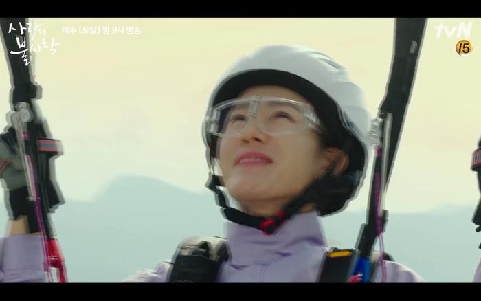 Hạ cánh nơi anh tập 1: Son Ye Jin bất ngờ tỏ tình với Hyun Bin khi đang khổ sở chạy trốn khỏi sự truy sát ảnh 7