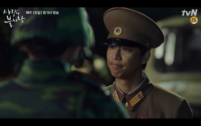 Hạ cánh nơi anh tập 1: Son Ye Jin bất ngờ tỏ tình với Hyun Bin khi đang khổ sở chạy trốn khỏi sự truy sát ảnh 13