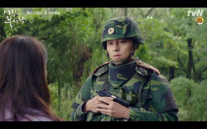 Hạ cánh nơi anh tập 1: Son Ye Jin bất ngờ tỏ tình với Hyun Bin khi đang khổ sở chạy trốn khỏi sự truy sát ảnh 18