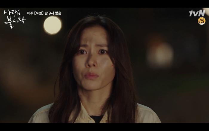 Hạ cánh nơi anh tập 1: Son Ye Jin bất ngờ tỏ tình với Hyun Bin khi đang khổ sở chạy trốn khỏi sự truy sát ảnh 30