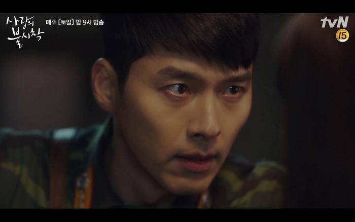 Hạ cánh nơi anh tập 1: Son Ye Jin bất ngờ tỏ tình với Hyun Bin khi đang khổ sở chạy trốn khỏi sự truy sát ảnh 33