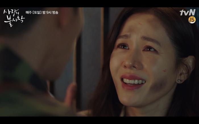 Hạ cánh nơi anh tập 1: Son Ye Jin bất ngờ tỏ tình với Hyun Bin khi đang khổ sở chạy trốn khỏi sự truy sát ảnh 34