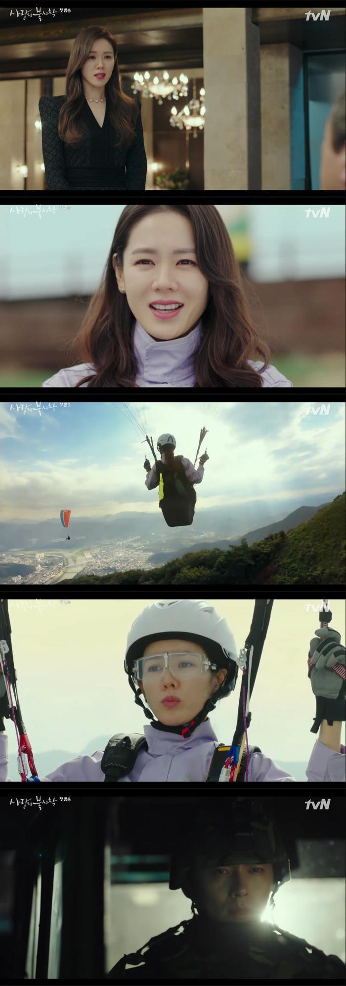 Hạ cánh nơi anh tập 1: Knet chỉ trích nhân vật của Hyun Bin, chê bai thậm tệ diễn xuất của Son Ye Jin ảnh 0