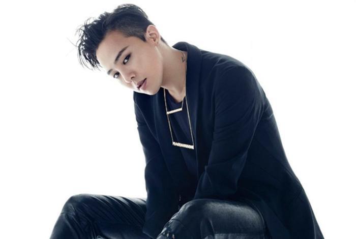 G-Dragon đạt hạng 6.