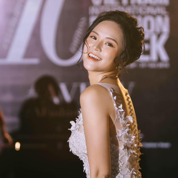 Nữ diễn viên Thu Quỳnh.