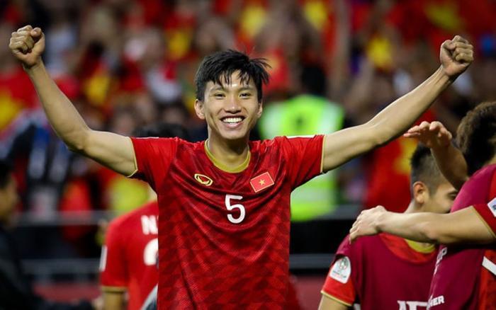 Instagram của Đoàn Văn Hậu cũng tăng gần 37.000 lượt theo dõi sauSEA Games 2019. (Ảnh: VFF)