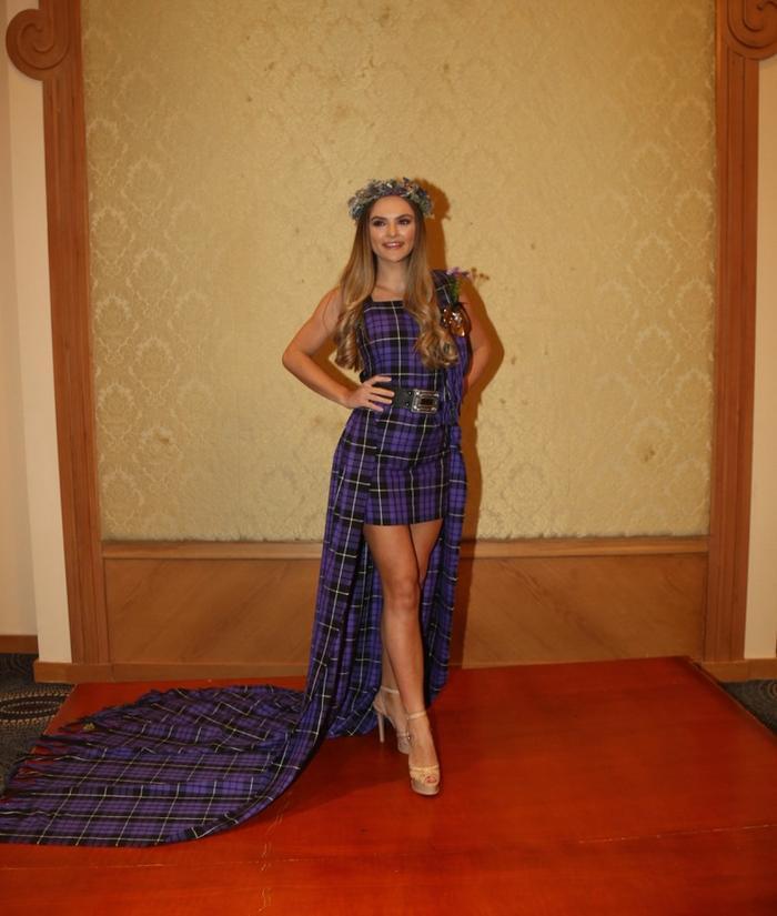 Trang phục dân tộc của đối thủ Thúy An ở Miss Intercontinental bị chê nghèo nàn, ví von giống đồ ngủ ảnh 15