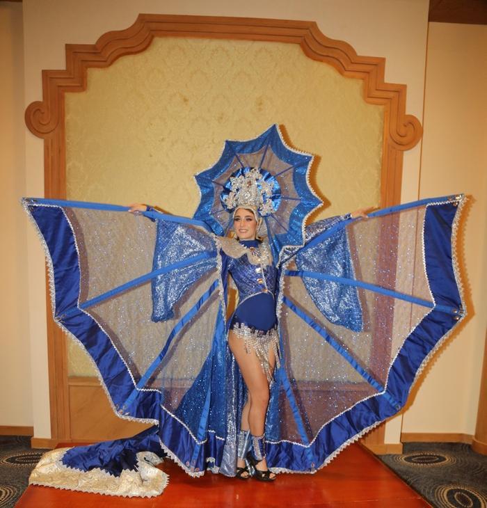 Trang phục dân tộc của đối thủ Thúy An ở Miss Intercontinental bị chê nghèo nàn, ví von giống đồ ngủ ảnh 19