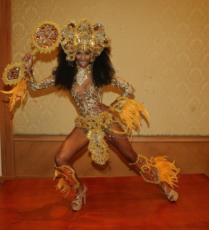 Trang phục dân tộc của đối thủ Thúy An ở Miss Intercontinental bị chê nghèo nàn, ví von giống đồ ngủ ảnh 21