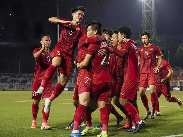 Các trận đấu của đội tuyển U22 Việt Nam từ vòng bảng cho tới vòng chung kết SEA Games 30 đều có chỉ số khán giả xem truyền hình rất cao. (Ảnh:Độc Lập)