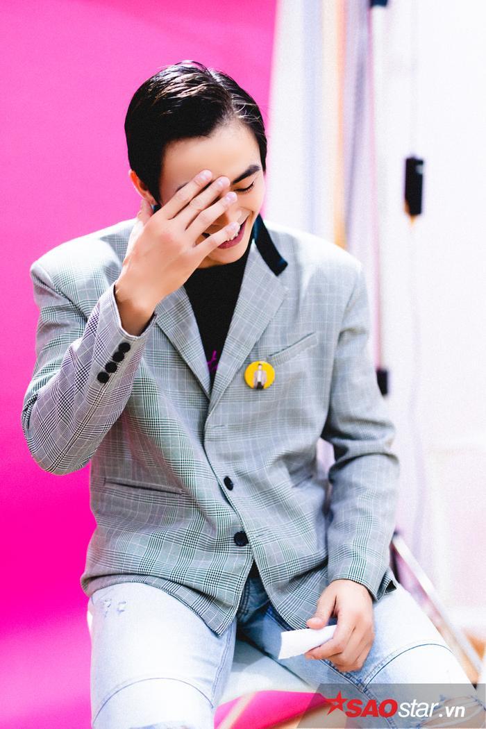 Lãnh Thanh lên tiếng về việc né tránh Võ Điền Gia Huy, chọn Chi Pu làm mẫu người lý tưởng ảnh 2