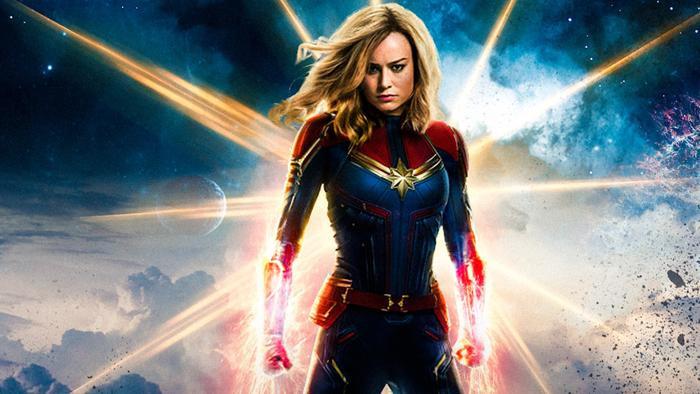 Sức mạnh của Captain Marvel đã quét sạch kẻ thù, quét luôn cả một đoạn kết hoành tráng mà khán giả mong chờ.