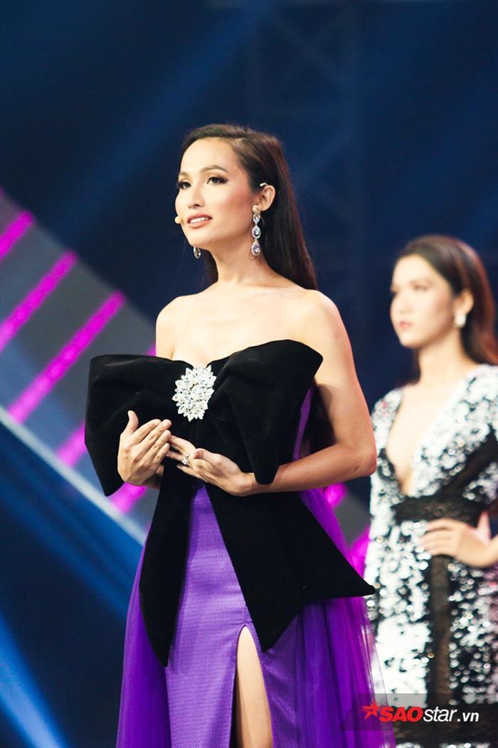 """Á quân Chinh phục hoàn mỹ 2018 - Hoài Sa được kỳ vọng sẽ """"làm nên chuyện"""" tại Hoa hậu Chuyển giới Quốc tế 2020."""