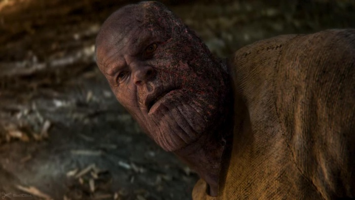 """Thanos chết trong 20 phút đầu của """"Endgame""""."""