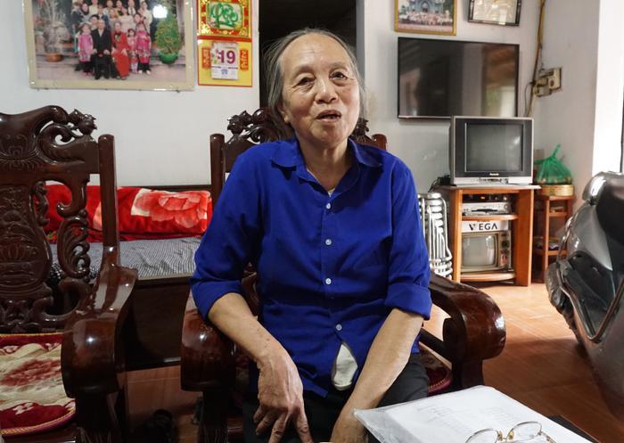 Theo bà Chiến, những người cao tuổi sống thọ tinh thần luôn thoải mái, gia đình hoà thuận.