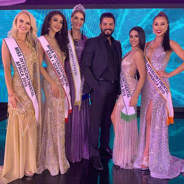 Người đẹp Hungary - Fanni Mikó đăng quang Miss Intercontinental, fan 'la ó' vì cuộc thi xuống cấp