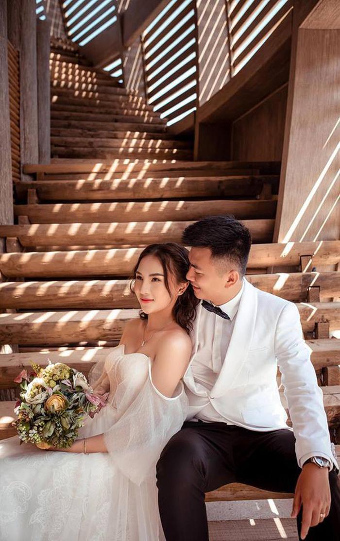 Loạt hoa khôi các trường Đại học dập dìu lên xe hoa về nhà chồng trong năm 2019 ảnh 8