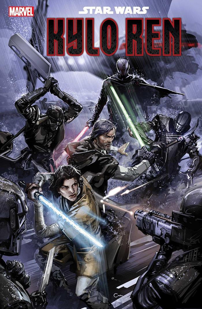 Star Wars: The Rise of Skywalker giải thích cho khán giả Snoke là ai ảnh 4