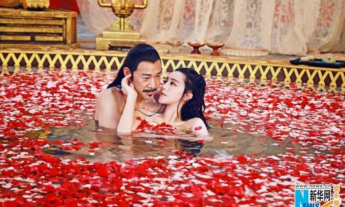 Dù đã phát sóng được 5 năm nhưng vì sao chẳng có bộ phim cổ trang nào phá vỡ được rating Võ Mị Nương Truyền Kỳ? ảnh 67
