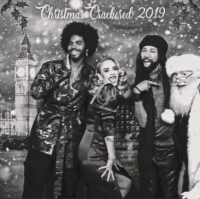 Họa mi nước Anh Adele xuất hiện mảnh mai tại tiệc giáng sinh sau khi giảm thành công 19 kg hậu ly hôn ảnh 4