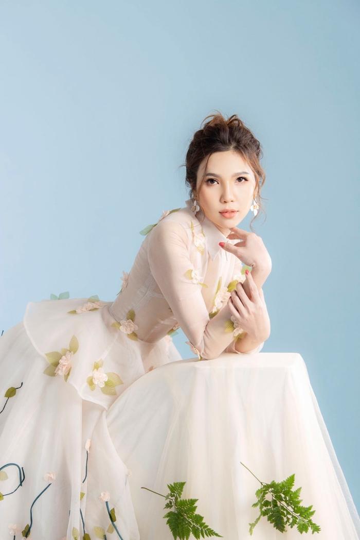 Trần Thị Kim Chi đăng quang Hoa hậu Du lịch Đại dương Doanh nhân quốc tế ảnh 5