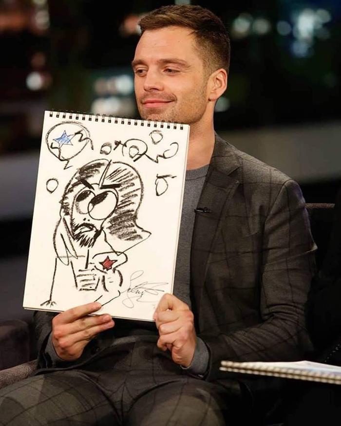 Cuộc thi khéo tay hay làm của dàn diễn viên Marvel ảnh 9