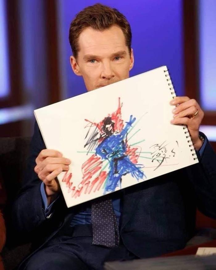 Cuộc thi khéo tay hay làm của dàn diễn viên Marvel ảnh 2