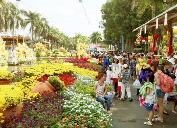 Du xuân Canh Tý 2020 tại TP HCM, bạn không nên bỏ qua những địa điểm vui chơi thú vị này! ảnh 12