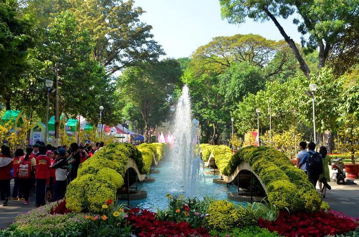 Du xuân Canh Tý 2020 tại TP HCM, bạn không nên bỏ qua những địa điểm vui chơi thú vị này! ảnh 4