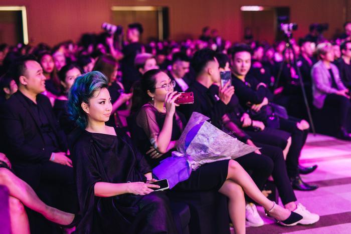 Điều gì đặc biệt trong sự kiện The makeup show của Hạnh Lâm makeup Academy? ảnh 3