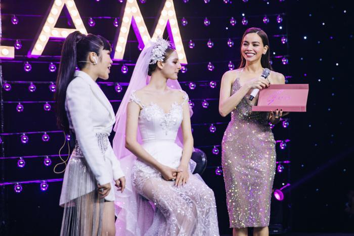 Điều gì đặc biệt trong sự kiện The makeup show của Hạnh Lâm makeup Academy? ảnh 7