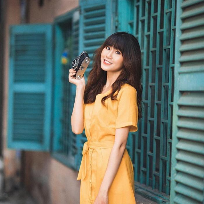 Dàn hotgirl Quảng Nam: Người là bạn gái cầu thủ danh tiếng, người được săn đón trong lĩnh vực phim ảnh ảnh 7