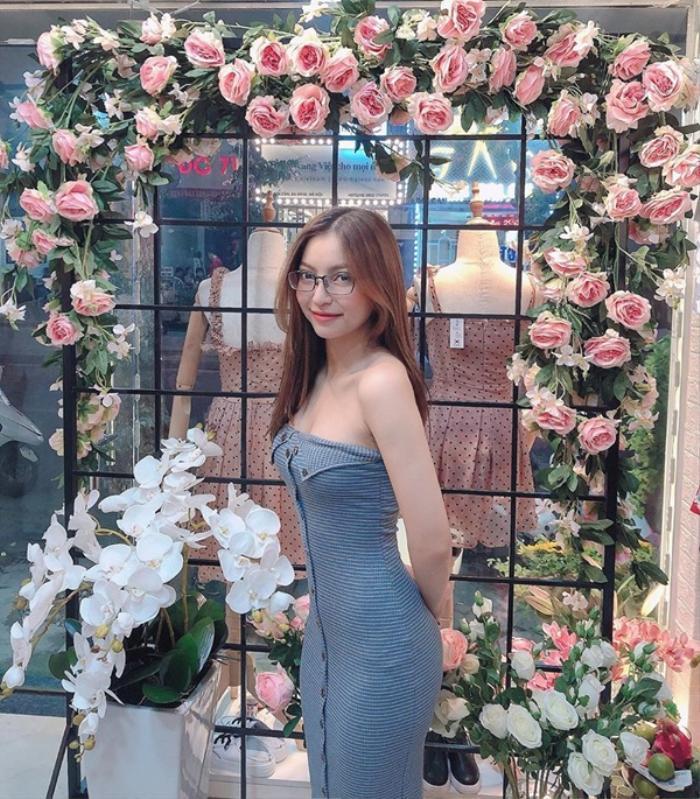 Dàn hotgirl Quảng Nam: Người là bạn gái cầu thủ danh tiếng, người được săn đón trong lĩnh vực phim ảnh ảnh 1