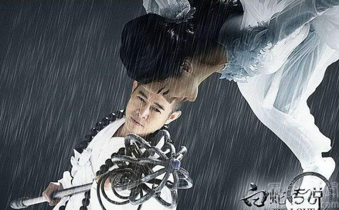 Những mỹ nhân họ Bạch xinh đẹp rung động lòng người trong phim truyền hình Trung Quốc ảnh 24