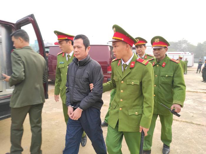 Bị cáo Phạm Văn Dũng.
