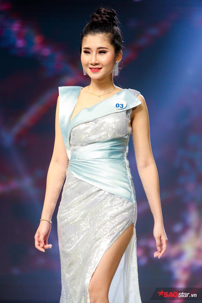 Thí sinh Trần Ngọc Băng Nhi – SBD 003