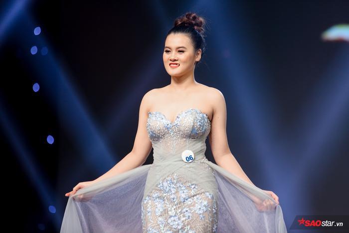 Thí sinh Nguyễn Mai Trâm – SBD 006
