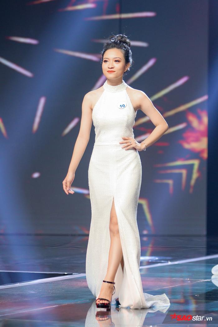 Thí sinh Phạm Lê Thanh Nguyệt – SBD 010