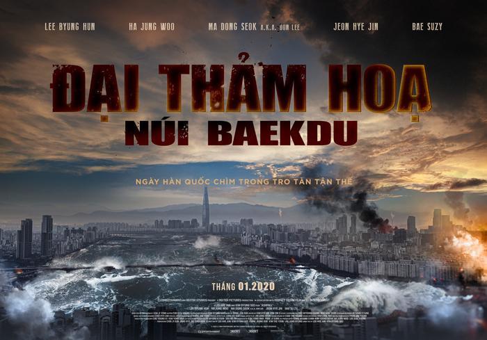3 phim Việt đấu với bom tấn xứ Hàn Thảm họa núi Baekdu của Lee Byung-Hun, Suzy, Ma Dong-seok ảnh 5