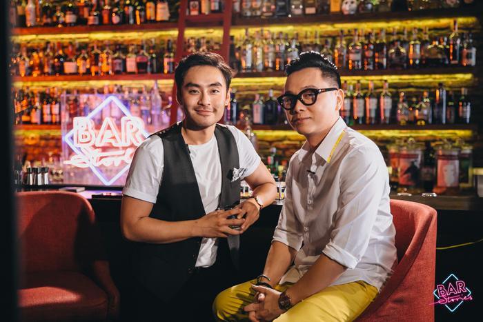 Dustin Phúc Nguyễn và NTK Nguyễn Công Trí