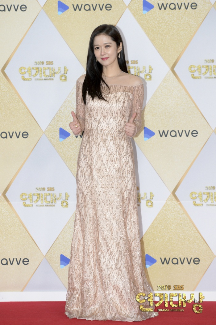 Jang Nara  Kim Nam Gil chạm mặt tại SBS Drama Awards 2019 sau tin đồn kết hôn: Đẹp đôi đến lạ! ảnh 10