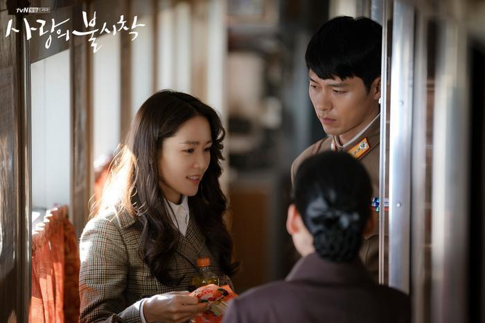 Hyun Bin – Son Ye Jin.