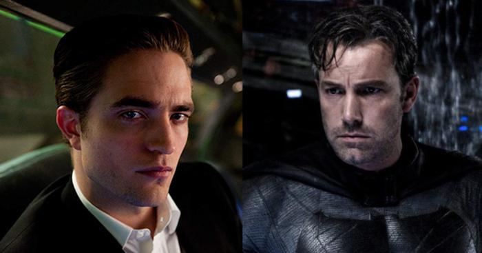 Vị trí Batman được giao cho Robert Pattinson sau khi Ben Affleck rời đi.