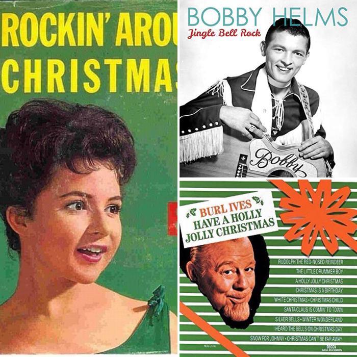 """Bên cạnh đó các ca khúc Giáng Sinh bất hủ như Rockin Around The Christmas Tree, A Holly Jolly Christmas và Jingle Bell Rocks cũng theo đà """"dư chấn"""" mà hoành hành các vị trí top 5 của BXH Billboard."""